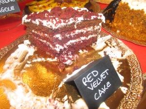 red velevet cake